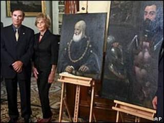 La devolución de arte decomisado por los nazis
