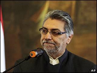 Fernando Lugo, presidente de Paraguay