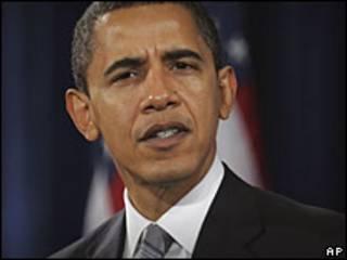 Barack Obama (arquivo)