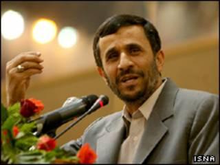 احمدی نژاد در کرمان