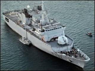 Chiến hạm Pháp