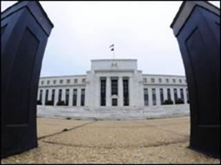 Prédio do Federal Reserve (fed, o banco central americano)