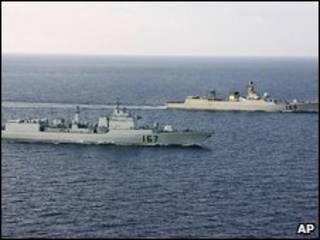Tàu hải quân TQ