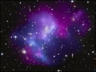 Espaço (Foto: Cortesia da Nasa)