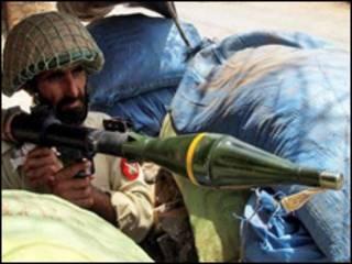 طالبان کے خلاف جنگ