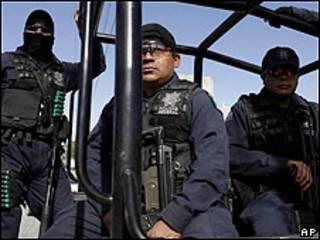 Policía mexicana (Foto: Archivo)