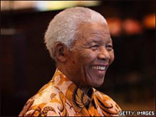 Nelson Mandela (Foto: 03/04/2009)