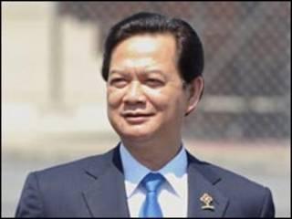 Ông Nguyễn Tấn Dũng