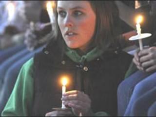 Vigília pelas vítimas de Columbine (arquivo)