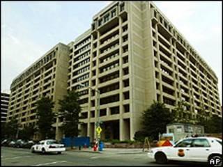 Sede do FMI em Washington (AP/arquivo)