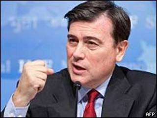 José Viñals, director de Asuntos Monetarios y Mercados de Capitales del FMI