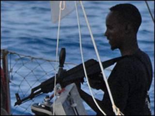 Pirata somalí (Foto: Archivo)