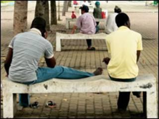 Người châu Phi ở TP Hồ Chí Minh