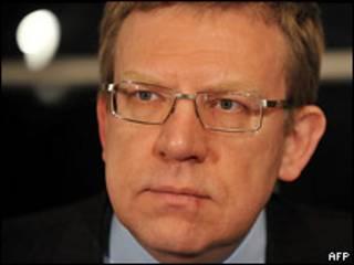 Алексей Кудрин, министр финансов России