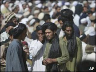 Militante paquistaní del Talibán (Foto: Archivo)