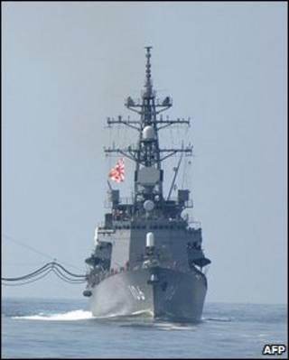 Chiến hạm của Nhật