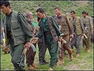 نیروهای مسلح پژاک - عکس آرشیوی بدون تاریخ