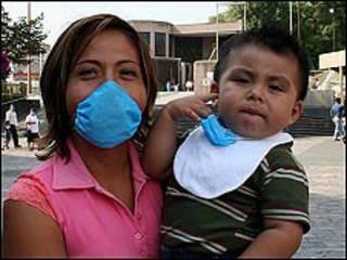 آنفلوآنزای خوکی در مکزیک