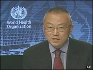 کیجی فوکودا معاون سازمان بهداشت جهانی