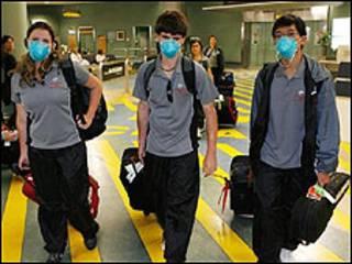 Estudantes chegam a Nova Zelândia com sintomas da gripe suína
