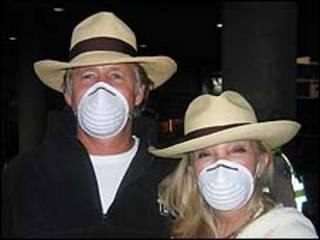 Tom y Juliana Anderson