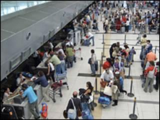 Aeroporto de Buenos Aires (arquivo)