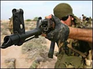 جندي من الحرس الثوري الايراني