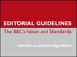 Princípios editorias da BBC