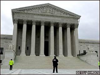 Corte Suprema de Justicia de EE.UU.