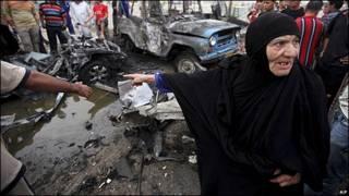 Abril fue el mes más violento de 2009 en Irak, con 355 iraquíes muertos.