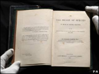 Libro de Darwin