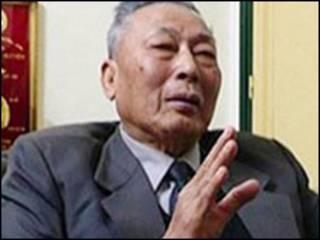 Trung tướng Đồng Sĩ Nguyên từng là cựu tư lệnh Binh đoàn Trường Sơn - Nguồn www.vnn.vn