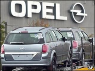 của Opel