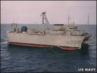 USNS Victorious