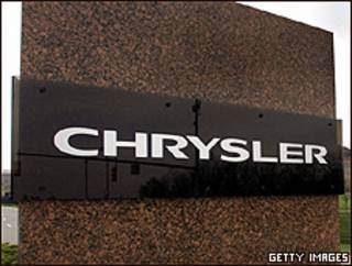 Oficinas de Chrysler en Michigan