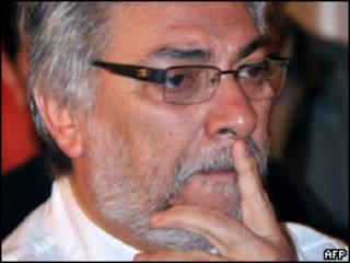 O presidente do Paraguai, Fernando Lugo (AFP, 2/5)