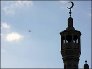 Mezquita en Londres