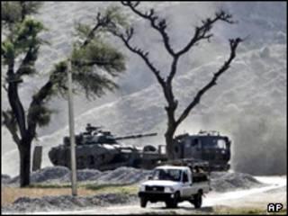 واحدهای ارتش پاکستان