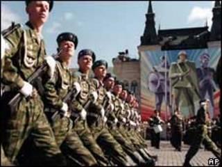 سربازان روسی
