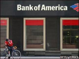 Agência do Bank of America em Chicago, nos Estados Unidos (Getty Images, 6/5)