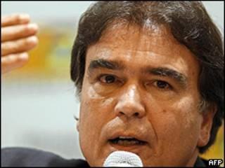 O ministro José Gomes Temporão (arquivo)