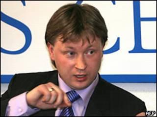 Николай Алексеев (архивное фото)