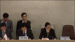 Hội đồng Nhân quyền Liên Hiệp Quốc ở Geneva