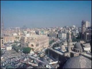 Thủ đô Cairo, ảnh tư liệu