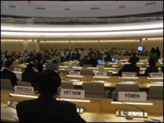 Diễn đàn nhân quyền của Ủy hội NQ Liên Hiệp Quốc - Nguồn www.vietnamnet.vn