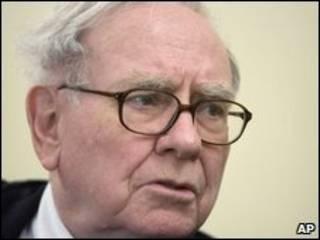 Warren Buffett, presidente de Berkshire Hathaway AGM