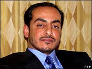Issa bin Zayed Al-Nahyan (arquivo)