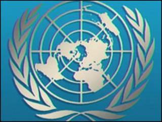 آرم سازمان ملل