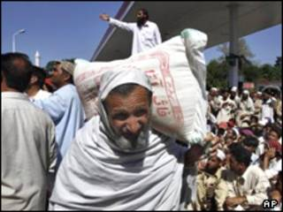 آوارگان جنگ در پاکستان