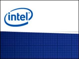 Лого Intel